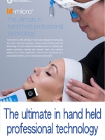 The ultimate in hand held professional technology