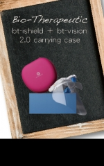 Bio-Therapeutic bt-ishield + bt-vision 2.0 carrying case