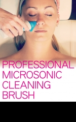 PROFESSIONAL MICROSONIC CLEANING BRUSH