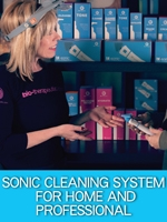 SONIC CLEANING SYSTEM FOR HOME AND PROFESSIONAL