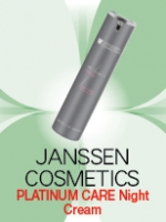 JANSSEN COSMETICS PLATINUM CARE Night Cream