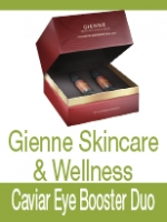 Gienne Skincare & Wellness Caviar Eye Booster Duo