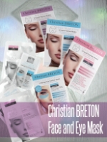 Christian BRETON Face and Eye Mask