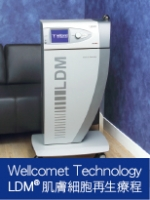 Wellcomet Technology LDM®肌膚細胞再生療程