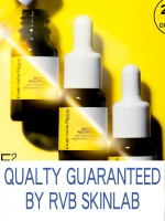 QUALTY GUARANTEED BY RVB SKINLAB