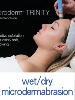 wet/dry microdermabrasion